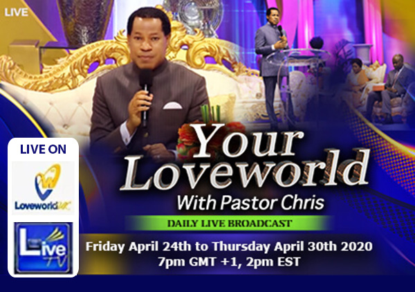 YourLoveWorld with Pastor Chris